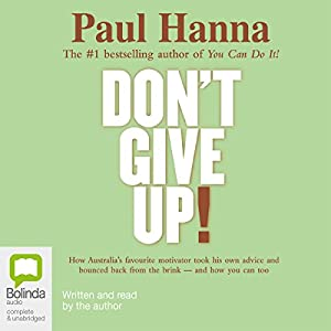 Don't Give Up! Audiobook