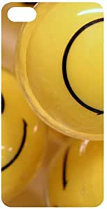 Smiley Balls Blue Flip Case for Apple iPhone 5C