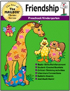 Theme Book Friendship Gr Pk-K