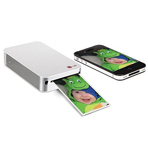 Portable Smartphone Photo Printer (Boost Mobile Htc Evo Design 4g compare prices)
