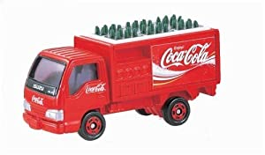 Tomica No.105 Coca Cola Route Truck (box) (japan import)