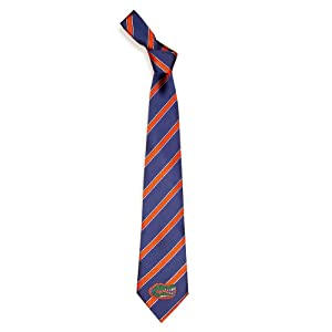 Buy Florida Gators NCAA Woven Poly 2 Mens Tie by Eagles Wings