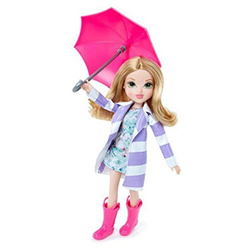 Moxie Girlz Raincoat Color Splash Bryten Doll - 1