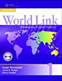 img - for World Link 1 with Student CD-ROM: Developing English Fluency (World Link: Developing English Fluency) book / textbook / text book