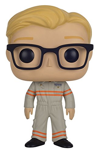 Funko POP Movies: Ghostbusters 2016 Kevin Action Figure