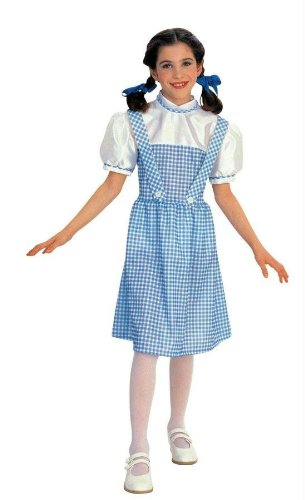 Costumes For All Occasions Ru882095Lg Wiz Of Oz Dorothy Child Lg