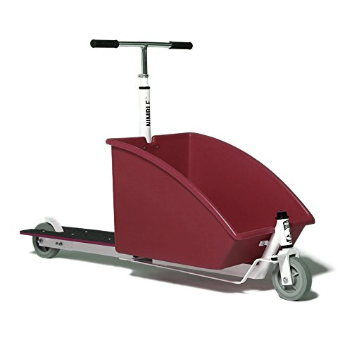 Nimble Cargo Scooter (Plum)