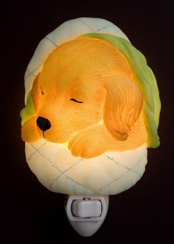 Baby Puppy Nightlight