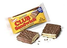 Costa\'s Club Sandwich Bar - 24 Pack