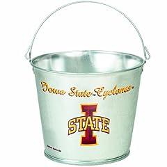 Buy NCAA Iowa State Cyclones 5-Quart Galvanized Pail by WinCraft