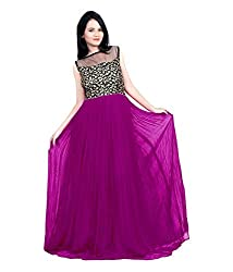 Looks & Likes fab Dark Pink_Gown