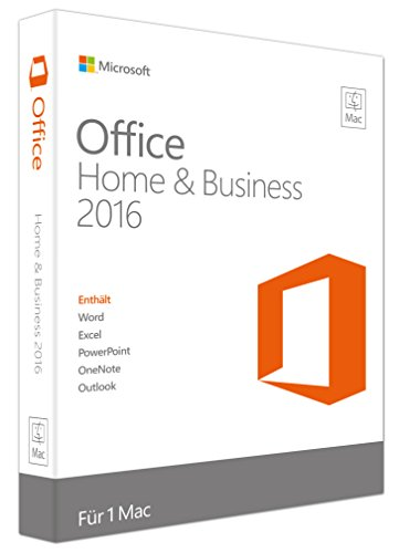 Microsoft Office Mac Home Business 2016 PDF
