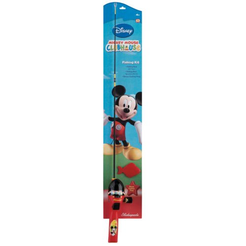 Shakespeare Mickey Mouse Kit Combo (2-Feet 6-Inch)