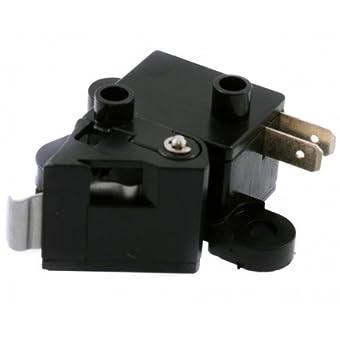 Interruptor de luz de freno trasera para Honda panteón 125, FJS 125-600 Honda X8R/ SZX 50 X Cross Sport X AF49 1999- 2000