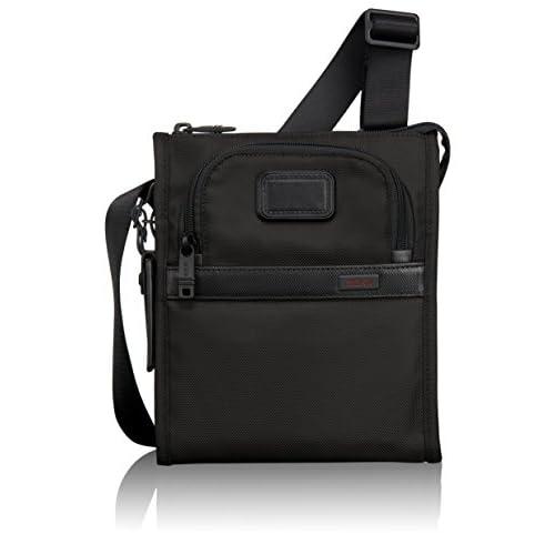 [トゥミ] TUMI 【公式】ALPHA2 22110 ポケットバッグ・スモール 9511002 01 (ブラック)