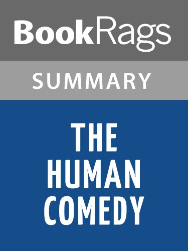 The Human Comedy Critical Essays