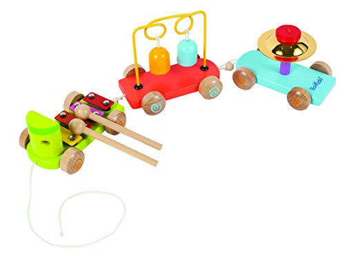 Boikido Wooden Musical Train - 1