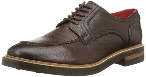Base LondonBrooksby - Derby uomo , Marrone (Marron (Brown Grain)), 43