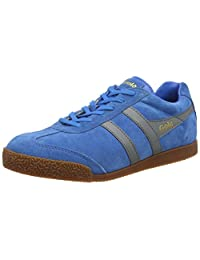 Gola Harrier Suede Mens Running Shoes