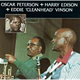 Oscar Peterson with Harry Edison & Eddie Vinsonby Harry Edison