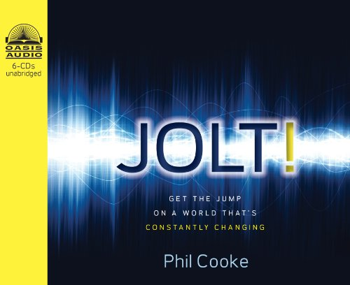 Jolt! (Library Edition): Get the Jump on a World That's Constantly Changing (Jolt Phil Cooke compare prices)