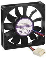 Dexlan Ventilateur de rechange 4 Fils PWM 70x70x15