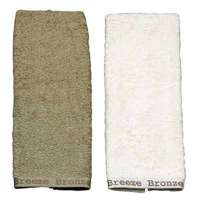 消臭タオル ブリーズブロンズ フェイスタオル 同色3枚セット ベージュ色 日本製 今治タオル