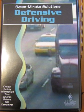Seven-Minute Solutions Defensive Driving (363VT) [VHS]