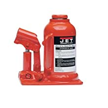 JET 453318K 17-1/2-Ton Capacity Heavy-Duty Industrial Bottle Jack