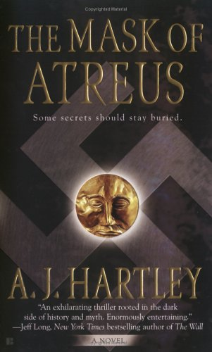 The Mask of Atreus, A. J. Hartley