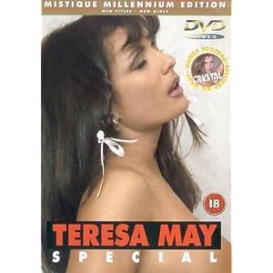 Teresa May ...