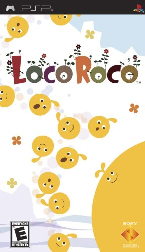 LocoRoco - Sony PSP - 1