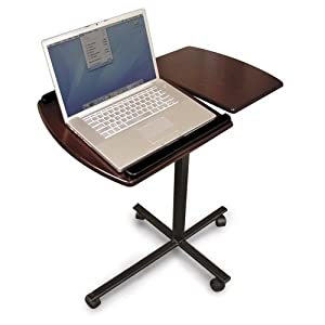 Windsor Laptop Stand (Black Cherry)