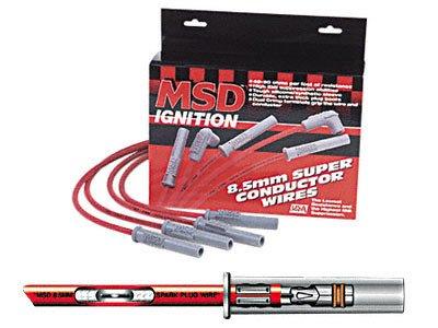 "Msd Ignition 34019 Supr Condctr Wire25'Bulk """