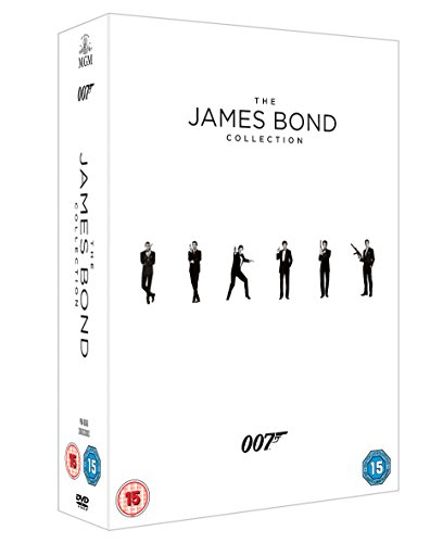 James Bond - 23 Film Collection [DVD] [2015]