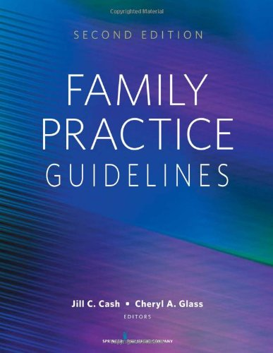 Family Practice Guidelines: Second Edition front-903432