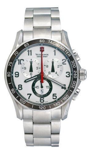 Victorinox Swiss Army Men&#8217;s 241213 Chrono Classic XLS Watch