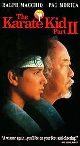 The Karate Kid Part II [VHS]