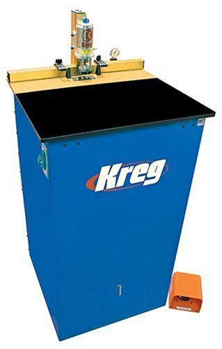 Kreg DK3100 1-1/2 Horsepower Floor Electric Fully-Automatic 3-Spindle Pocket Machine