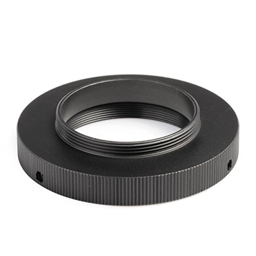 Universal T2-M42 Adapter Ring T2 Telescope Lens To M42 Screw Mount Camera Body