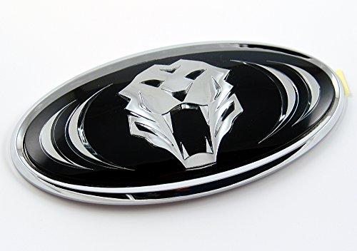 ix35 Zubehör für Hyundai ix35 Emblem Tiger für Heckklappe Heck Logo Tuning Heckemblem