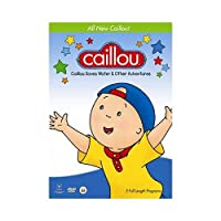 Caillou Saves Water and Other Adventures