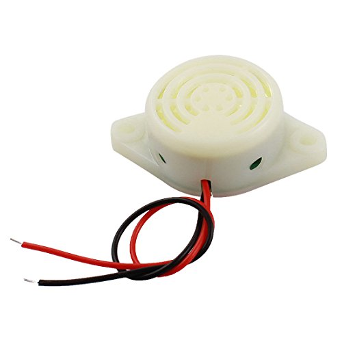 Dc 3-24V 30Ma Industrial Continuous Sound Electronic Buzzer 80Db