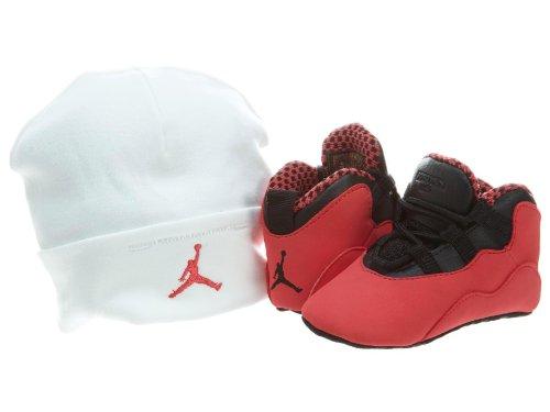 Jordan 10 Retro (Gp) Crib Style: 487213-605 Size: 3
