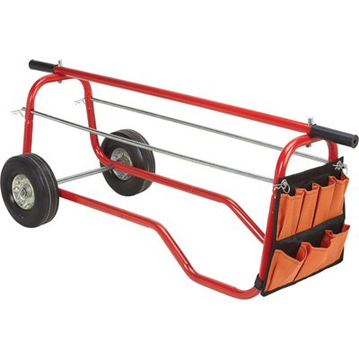Ironton Wire Caddy Cart with Storage Bag - 330-Lb. Capacity (Wire Cart Electrical compare prices)