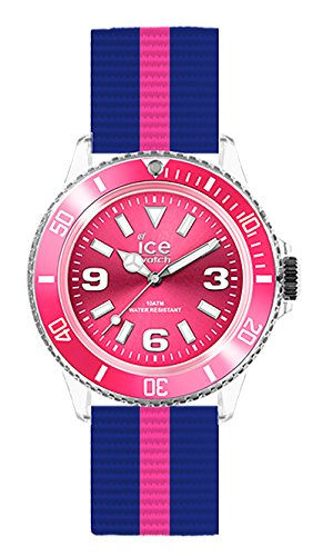 ICE-Watch UN.CE.U.N.14 - Orologio da polso Da Donna, Nylon, colore: Rosa