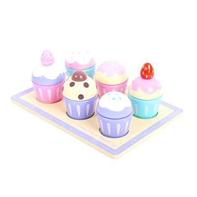 Bigjigs Toys Candy Floss Muffin Tray
