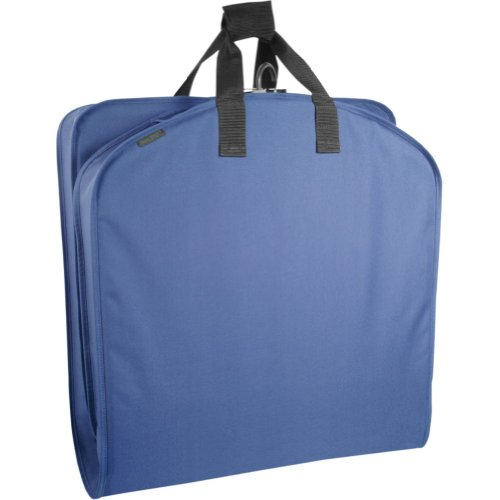 WallyBags 52 Inch Garment Bag with Pocket