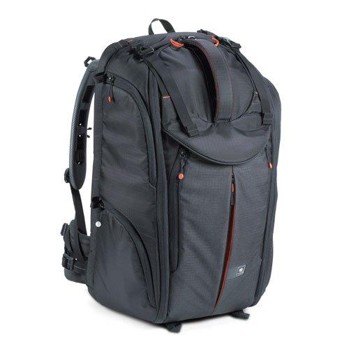 KATA カメラリュック Pro-lightコレクション 42.8L PCスペース有 三脚装着可能 レインカバー付属 ブラック KT PL-PV-610