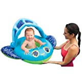 SwimWays Sun Canopy Baby Boats - Asst